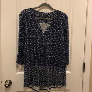 Lucky brand tunic